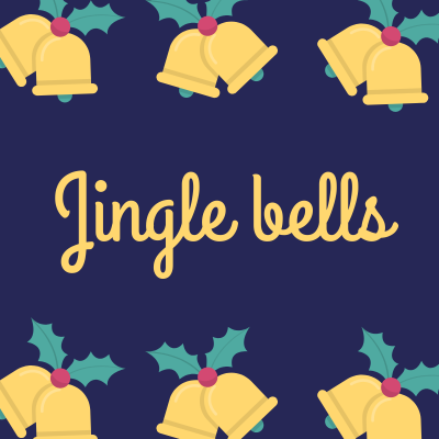 Decouvrez les aproles de la celebre chanson anglaise de noel : jingle bells. C'est uen excellente occasion de passer du temps en famille mais aussi de commencer a apprendre l'anglais a vos enfants.