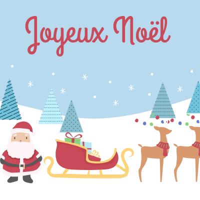 Joyeux Noel ! est une chanson de noel tres mignonne a apprendre avec ses enfants afin de la chanter le soir du reveillon en famille. decouvrez ou redecouvrez la chanson et imprimez la fiche afin de l'ajouter a votre carnet de chant s de noel