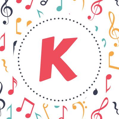 La musique fait entièrement partie de l'éveil musical et sensoriel de l'enfant. Retrouvez toutes nos chansons pour enfants qui commencent par la lettre K ! Chaque chanson enfant est accompagnée des paroles, d'informations sur son histoire et parfois d'une
