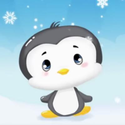 La comptine du pingouin est une chanson d'hiver qui sera très drole à faire pour noel. Apprenez la en famille et chantez la en decembre sur les marches de noel. copie