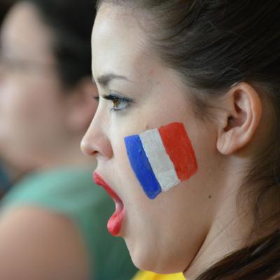 Ecouter l' Hymne Français