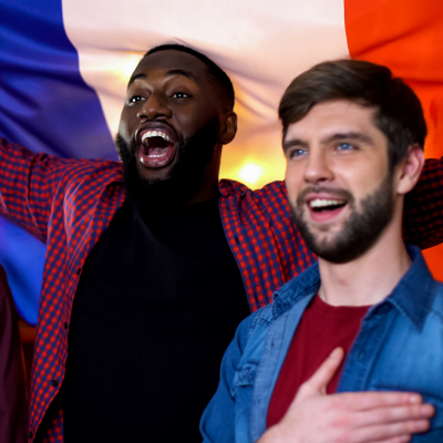 Le texte de la Marseillaise, hymne de la République Française et de la France.