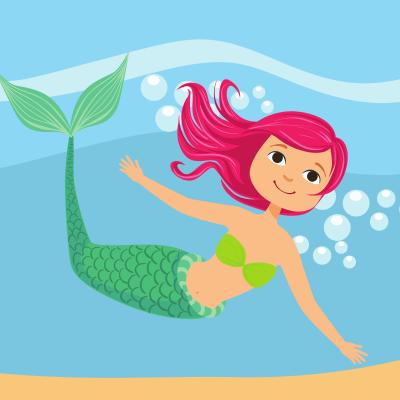 La petite sirène est un des contes préférés des enfants depuis des  nombreuses années. Ce conte d'Anderson est raconté par les parents de générations en générations. Découvrez la version qui a inspiré la petite sirène de Disney