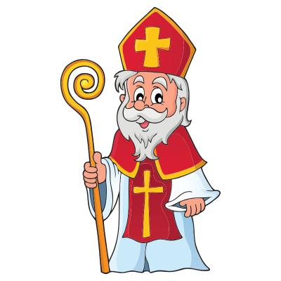 Saint Nicolas Histoire Et Légende De La St Nicolas Avec Tête à Modeler