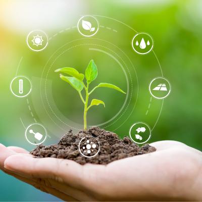 La terre est une système autonome capable de se recycler pour assurer la vie. L'écologie est aussi l'étude de la terre en tant qu'écosystème. La terre est un écosystème g&eac