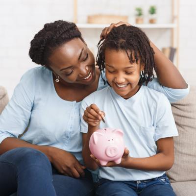 L'argent et les enfants : quelques dÈfintions : argent de poche, rÈmunÈrations, cadeaux, budget