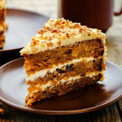 Recette carott cake aux épices et glaçage cheesecake fromage frais. Un délicieux gâteau pour les grands et pour les petits