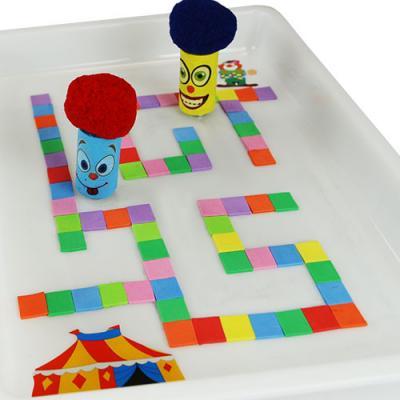 Un tuto pour réaliser pas à pas un labyrinthe magnétisé avec les enfants