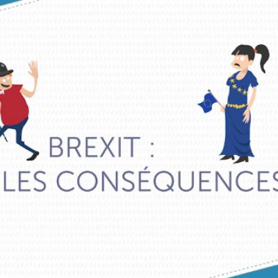 Les explications de francetv éducation sur les conséquences du brexit