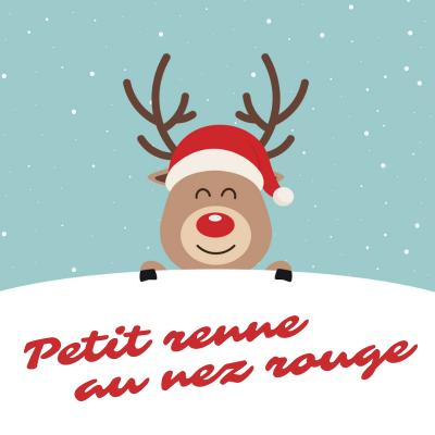 """La chanson Chanson """"Petit renne au nez rouge"""", cette chanson est beaucoup plus connue et chanter dans les pays anglophones qu'en France. Mais voici les paroles d'un chant qui parle du compagnon du Père Noël ; le renne. Si tu"""