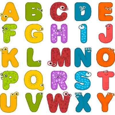 Lettre de l'alphabet, exercices et activités sur les lettres