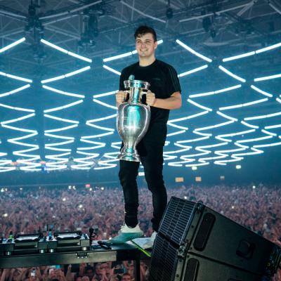 C'est Martin Garrix, le célèbre DJ qui a été choisi pour composer et jouer l'hymne officiel de l'EURO 2020.