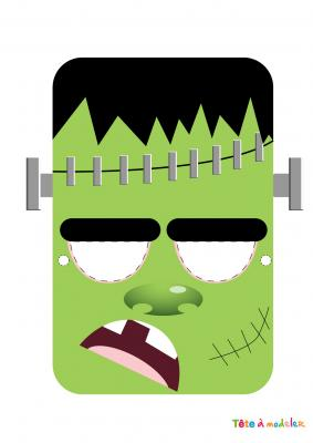 Retrouvez nos masques d'Halloween à imprimer gratuitement. Citrouilles, sorcières, Loups vous attendent dans cette sélection spéciale.