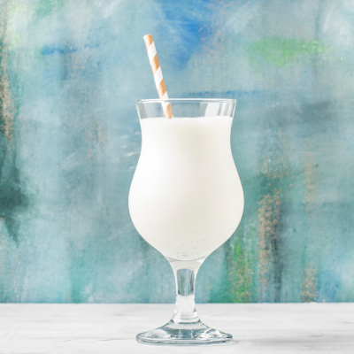 milk-shake vanille