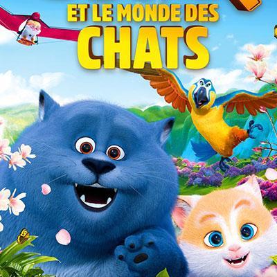 Oscar et le monde des chats est un dessin animé réalisé par Gary Wang et raconte l'histoire d'un chaton qui croit en l'existence de Catstopia, un monde merveilleux où vivent les chats. Retrouvez la bande annonce et des infos sur ce film