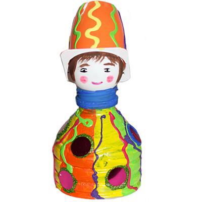 Petite poupée d'Amérique centrale