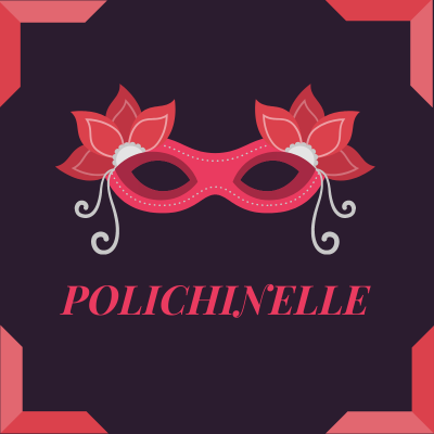 "Chanson ""Polichinelle"" pour chanter avec les enfants. Paroles version à colorier."