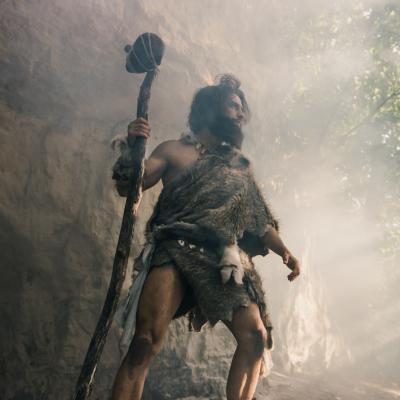 Prehistoire - mot du glossaire Tête à modeler. Définition et activités associées au mot Prehistoire.