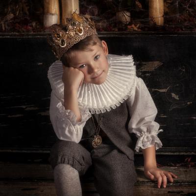 prince - mot du glossaire Tête à modeler. Définition et activités associées au mot prince.