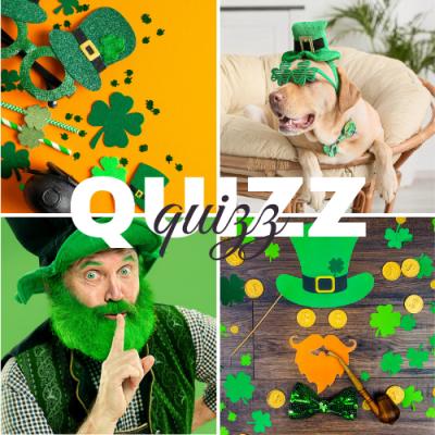 Testez vos connaissances sur l'Irlande et la Saint Patrick avec Tête à modeler