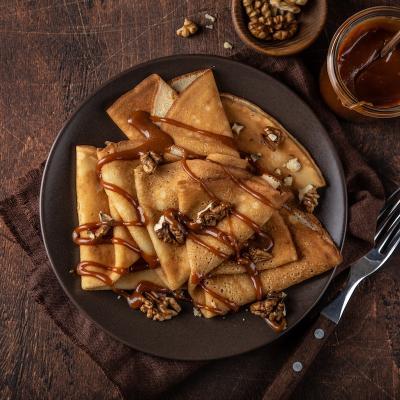 Découvrez la recette des crêpes sans repos qui vous permettra de créer une pâte à crêpes sans devoir laisser reposer. Elles sont délicieuses et peuvent être mangées tout de suite !