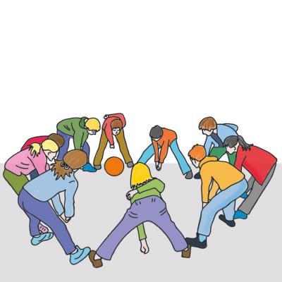 Le jeu de la tomate est un jeu de ballon qui se joue à plusieurs. Dans le jeu de la Tomate, le but est de réussir à faire passer le ballon entre les jambes écartées des autres joueurs, seul moyen de les éliminer les uns après les autres. Selon les