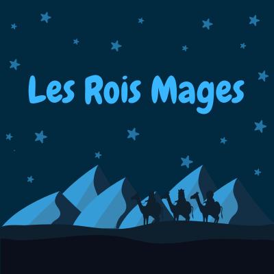 La marche des Rois Mages version 3 - texte à imprimer pour le chant de l'épiphanie