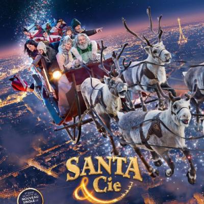 Santa & Cie est un film d'animation franco-belge sorti en 2017. Retrouvez la bande annonce et des infos sur ce joli dessin animé de Noël