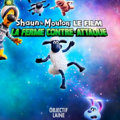 Objectif Laine ! Shaun Le Mouton revient dans une aventure intergalactique. Un vaisseau spatial s'est écrasé près de la ferme de Shaun. A son bord, une adorable et malicieuse petite créature, prénommée LU-LA.