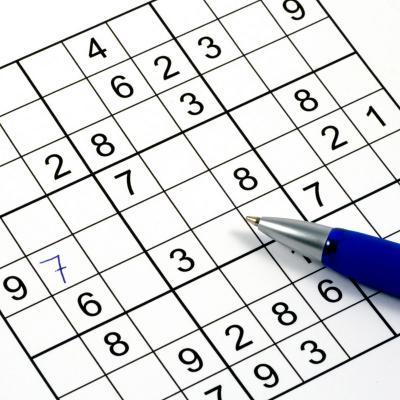 Sudoku pour les enfants du primaire niveau 2