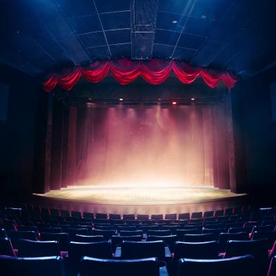 Theatre - mot du glossaire Tête à modeler. Définition et activités associées au mot Theatre.