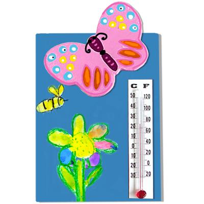 Thermomètre météo
