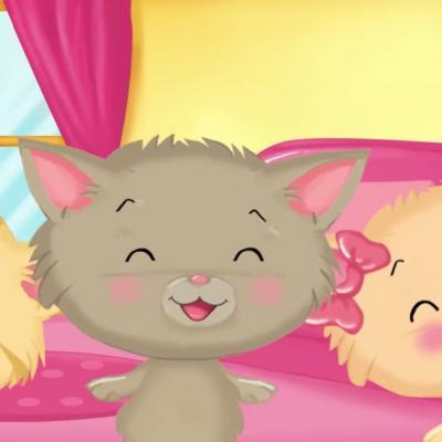 """""""Trois petits minous qui avaient perdu leurs mitaines s'en vont trouver leur mère...""""une comptine sur l'histoire de3 petits chatonsqui ont perdu leurs mitaines. Retrouvez les paroles, la vidéo et des fiches à imprimer sur la chanson « trois petits mino"""