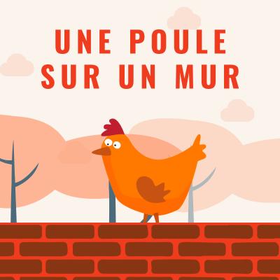 Une poule sur un mur est une chanson pour enfants très populaire, elle est toujours chantée par les enfants avec autant de bonne humeur. Retrouvez les paroles, des anecdotes, la vidéo et des fiches à imprimer sur la chanson « Une poule sur un mur ». Amuse