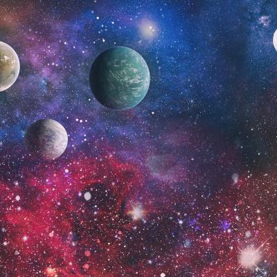 univers - mot du glossaire Tête à modeler. Définition et activités associées au mot univers.