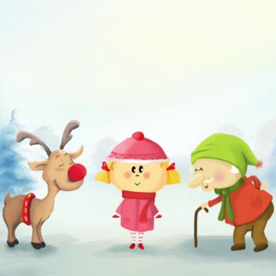 Vive Le Vent Paroles Du Célèbre Chant De Noël Avec Tête à Modeler